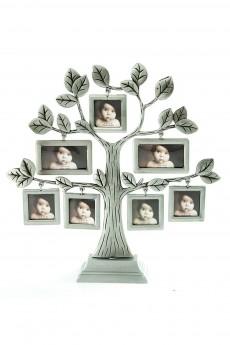 Фоторамка для 7 фото «Семейное древо»