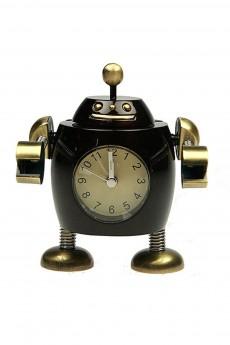 Часы настольные «Робот»