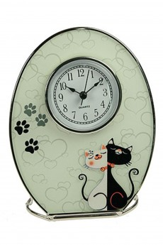 Часы «Кошечка»