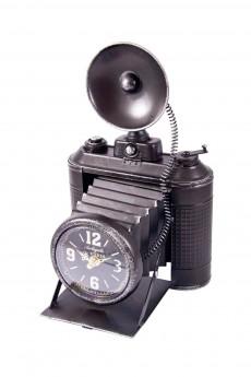 Часы настольные «Фотокамера»
