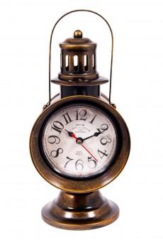Часы настольные «Фонарь»