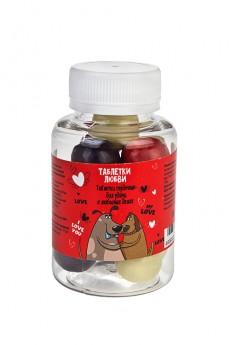 Набор жевательных резинок «Таблетки любви»