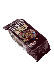 Печенье «M&M's Double Chocolate Cookies»