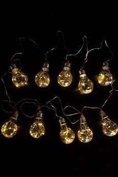 Гирлянда светодиодная электрическая «Лампочки»