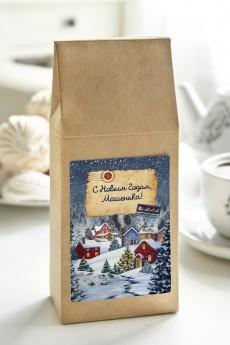 Чай с Вашим именем «Зимний вечер»