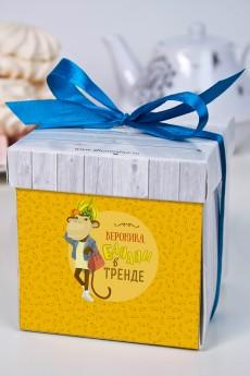 Печенье с предсказанием именное «Найди свою обезьянку»