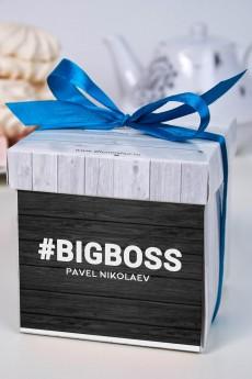 Печенье с предсказанием именное «Boss»