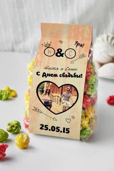 Попкорн именной «Мы женимся»