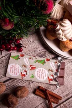 Шоколад с Вашим именем «Новогодняя»