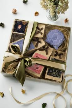 Набор чая подарочный с Вашим именем «СлуЧАЙный выбор»