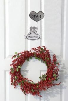 Табличка на дверь «Влюбленные»