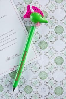 Ручка шариковая с Вашим текстом «Рыбка»