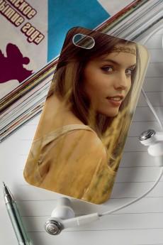 Чехол для iphone 4/4S с Вашим фото «Фото»