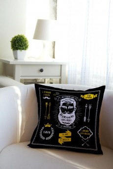 Подушка декоративная с Вашим именем «Ты - лучший!»