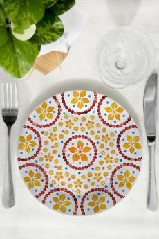 Тарелка декоративная «Как у бабушки»