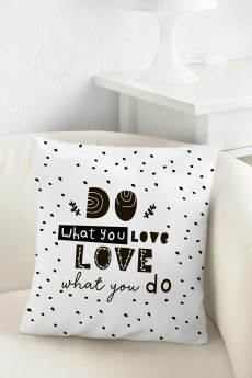 Подушка декоративная «Do what you love»