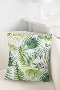Подушка декоративная «Папоротник»