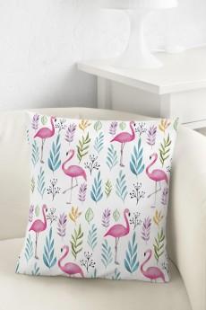 Подушка декоративная «Фламинго»