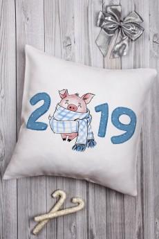 Подушка декоративная «2019»