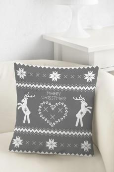 Подушка декоративная «Скандинавские олени»