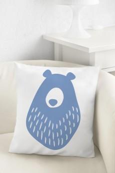 Подушка декоративная «Зимний мишка»