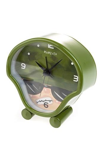Выс=10см, металл, болотн., с будильником. Оригинальный и практичный подарок мужчине на 23 февраля. подарок, Часы