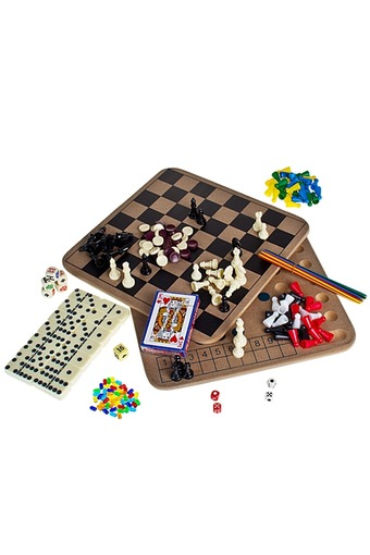 Набор игр настольных развлек. для взрослых Красный Куб 2980.000