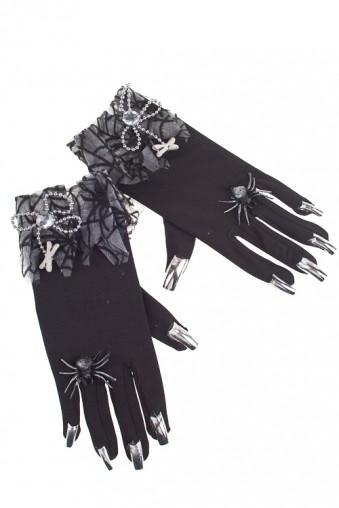 Перчатки маскарадные для взрослых