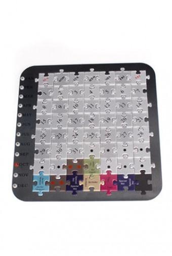 Календарь-коврик для мышки
