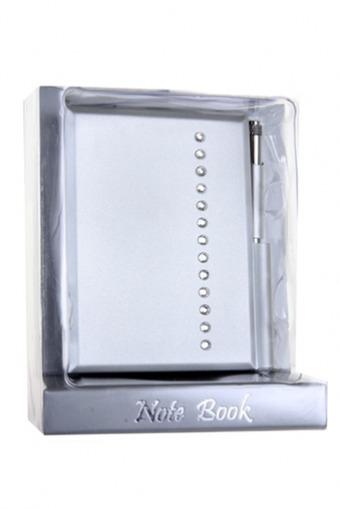 Записная книжка с ручкой