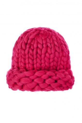 шапка крупной вязкой купить