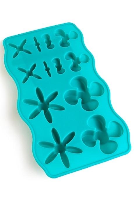 Форма для льда ПропеллерФормы для льда<br>13.5*23.5*1.5см, силикон<br>