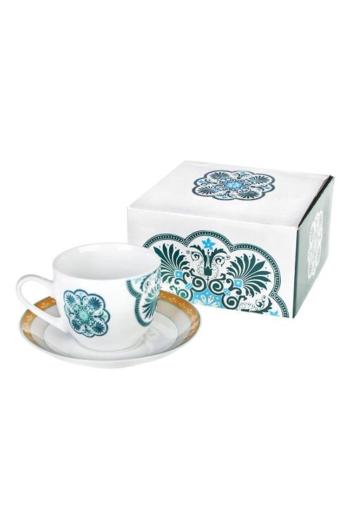 Набор для эспрессо ЭтноПосуда<br>1 перс., керам. (чашка 90мл)<br>