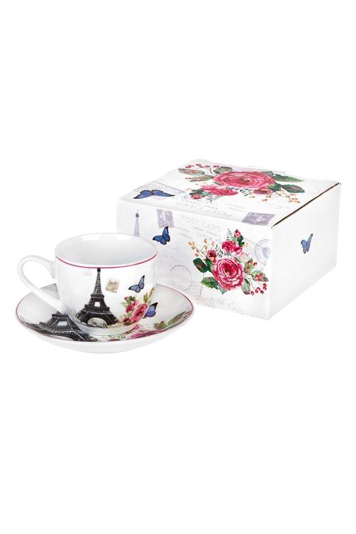 Набор для эспрессо Парижские историиКофейные наборы<br>1 перс., керам. (чашка 90мл)<br>