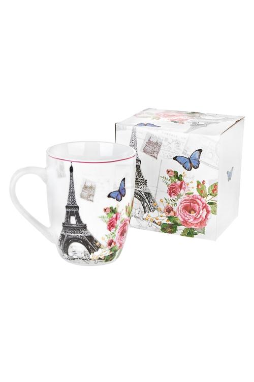 Кружка Парижские историиКружки и бокалы<br>340мл, керам.<br>