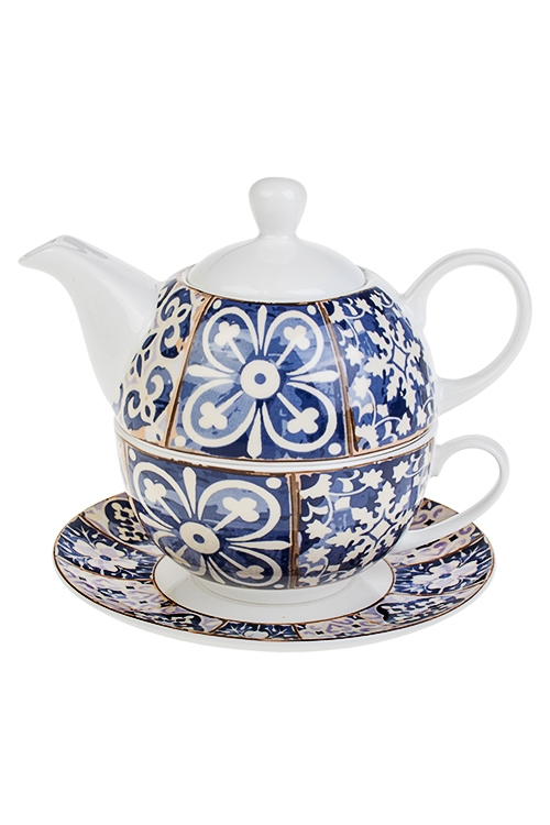Набор чайный Арабеска набор чайный серия весенняя балет щелкунчик 3 пред фарфор