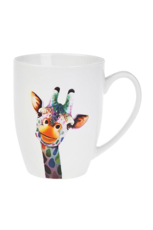 Кружка ЖирафКружки и бокалы<br>340мл, керам.<br>