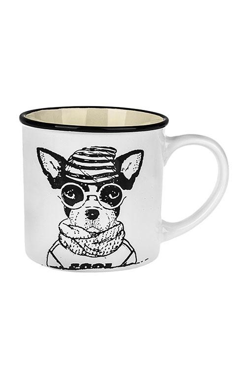 Кружка «Модный пес»