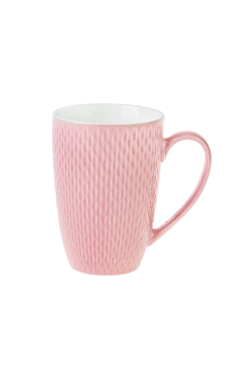 Кружка РябьПосуда<br>450мл, керам., розовая<br>