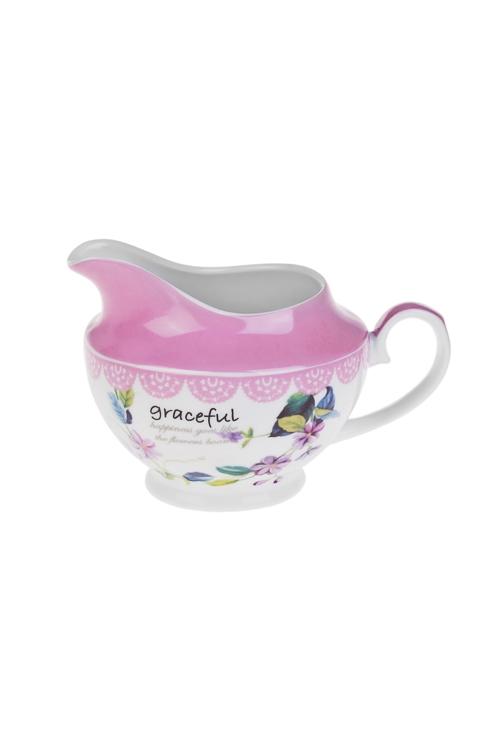 Молочник Весенний садЕмкости для сыпучих и для жидкостей<br>керам.<br>