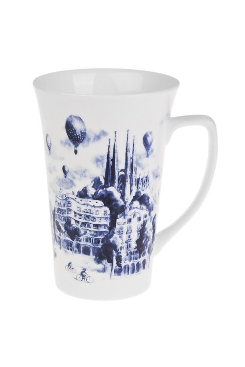 Кружка Волшебный городКружки и бокалы<br>400мл, керам.<br>