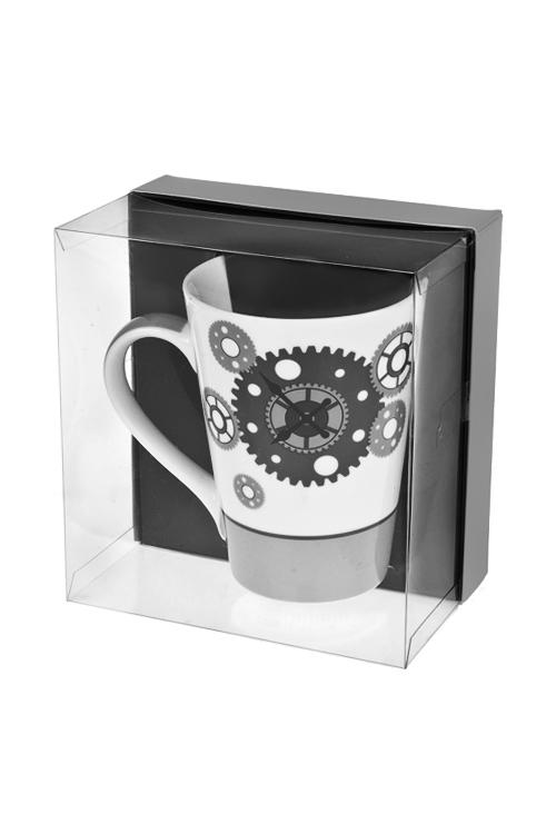 Кружка МеханизмКружки и бокалы<br>370мл, керам.<br>