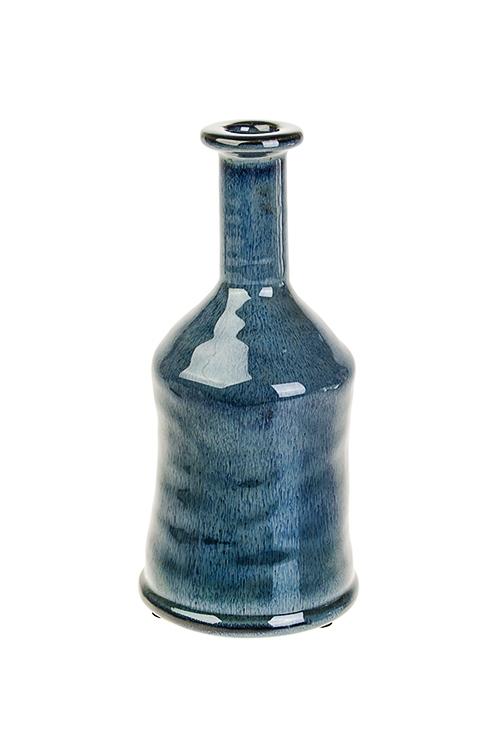 Ваза декоративная БутылкаИнтерьер<br>Выс=23см, керам.<br>