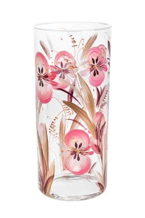 """Ваза для цветов """"Розовый сад"""""""