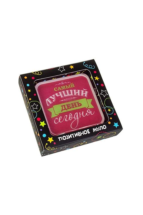Мыло Лучший день - сегодняШкатулки и наборы по уходу<br>Аромат клубника, в коробке<br>