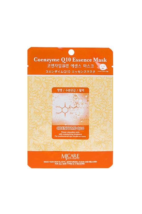 Маска тканевая MJ Care Coenzyme Q10 Essence Mask coenzyme q10 manufacturers q10 coenzyme coenzyme q10 supplement