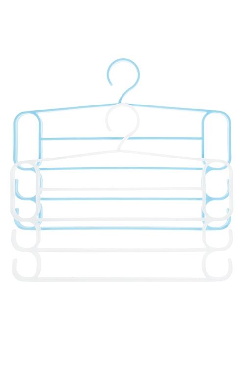 """Купить со скидкой Набор плечиков для одежды """"Не только театр начинается с вешалки"""""""
