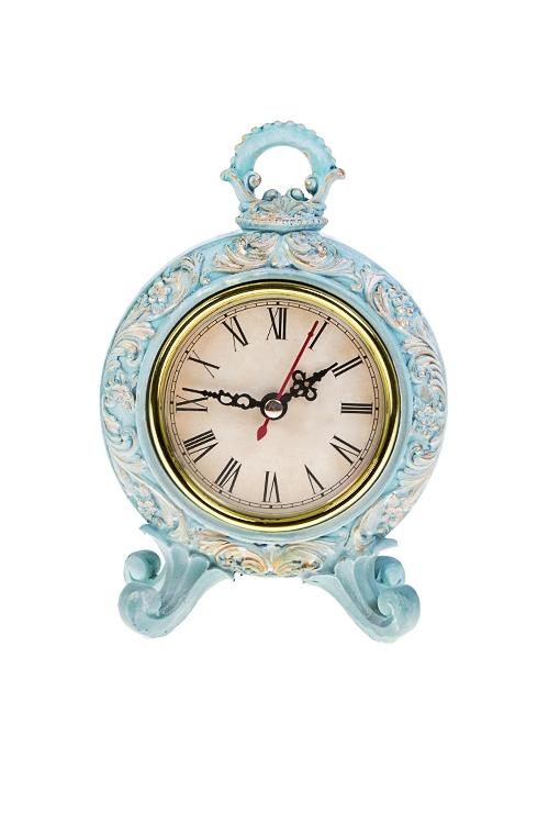 Часы настольные РоялтиЧасы Настольные<br>17*5*11см, полирезин, пластм.<br>