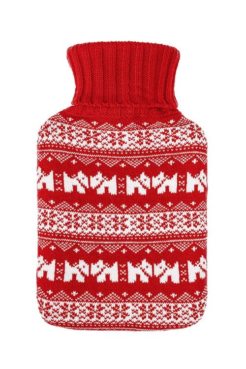 Грелка декоративная Норвежский песикСувениры и упаковка<br>16*26см, в чехле, резина, акрил<br>