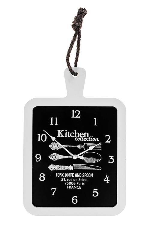 Часы настенные КоллекцияИнтерьер<br>27*40см, МДФ<br>